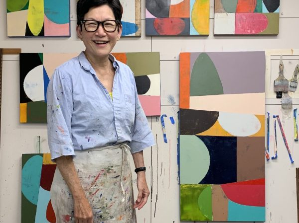 Finding art her true calling, Terry Tsu explores a variety of mediums